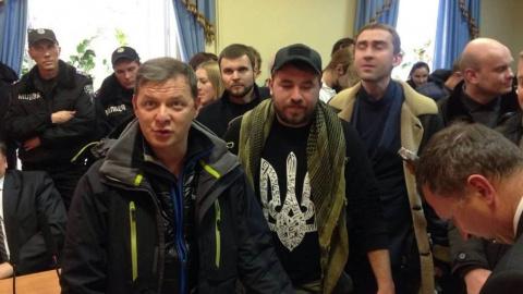Депутата Рады избили во время встречи с избирателями во Львовской области