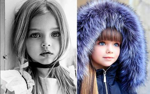 8 детей, красота которых пор…