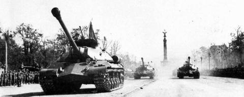 Парад Победы в Берлине 7 сен…