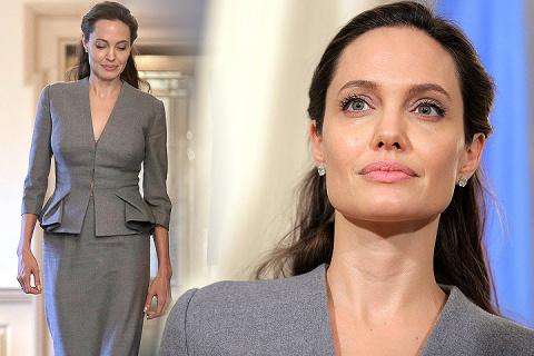 Анджелина Джоли сильно растолстела всего за месяц