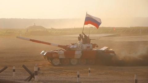 Российский спорт и решение М…