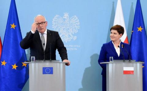 Тиммерманс отказал Польше в …