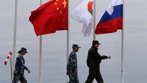 В Китае призвали Россию вмес…