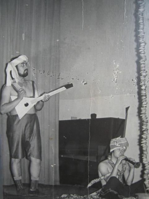 ~1983 Витя Пиунов и Витя Сучков