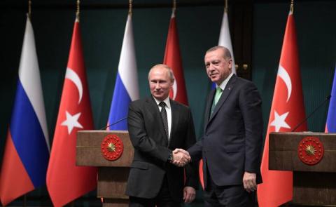 Президент Турции: вопрос о п…