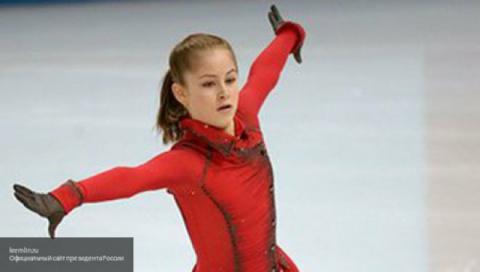 Липницкая станет комментатором Гран-при по фигурному катанию