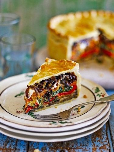 Как приготовить пирог пай дл…