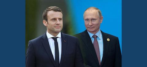 """Читатели """"Le Figaro"""" о Путин…"""