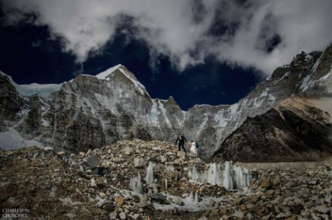 Свадебная церемония на Эвересте