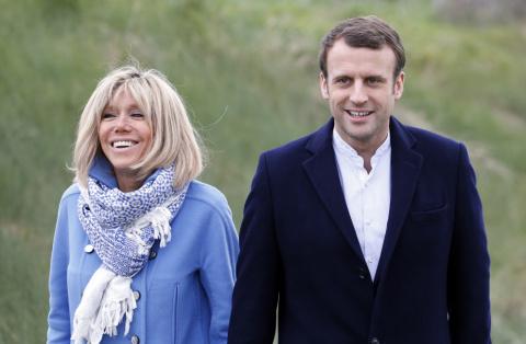 Что нужно знать о новой первой леди Франции