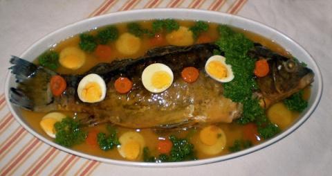 Фаршированная рыба по-еврейс…