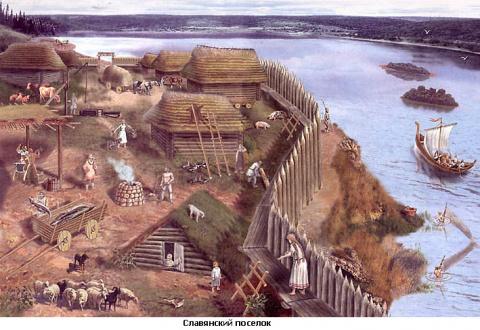 Забор в Древней Руси. Интересные факты.