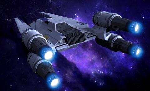 Что с нами будет?! Три гигантских инопланетных корабля несутся к Земле спрятавшись в хвосте кометы