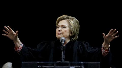 Клинтон: никогда бы не подумала, что у Путина хватит смелости вмешаться в наши выборы