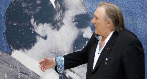 Жерар Депардье назвал порнографией Каннский кинофестиваль