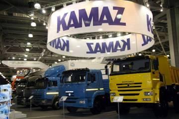 «КАМАЗ» презентовал автомоби…