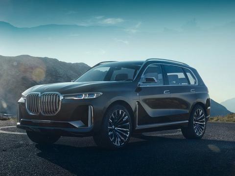 BMW везет в Россию два новых…