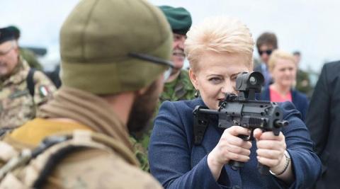 Литва объявила себя страной,…