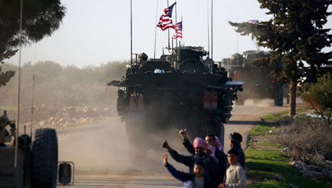 Они всем показали. США торопятся «победить» ещё в одной войне