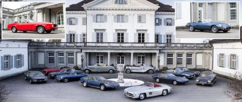 Коллекция классических автом…