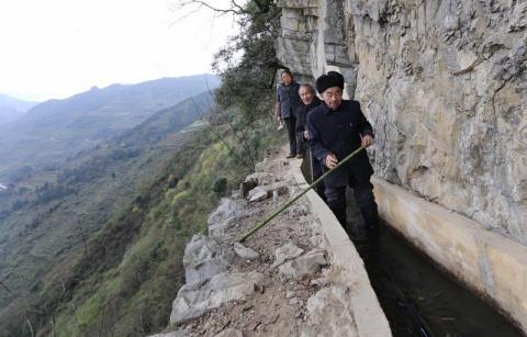 Китаец потратил 36 лет на ры…