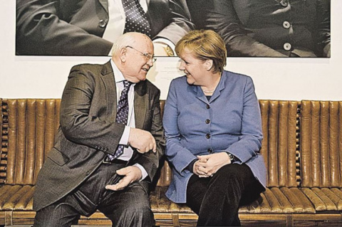 Экс-канцлер Германии Гельмут…
