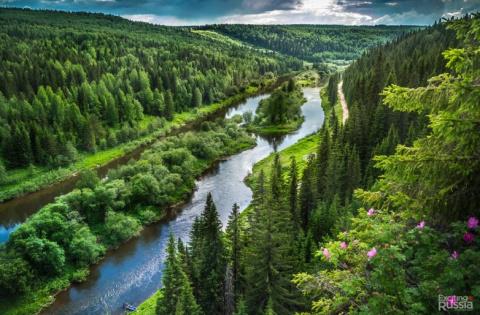 Невероятные красоты Пермского края