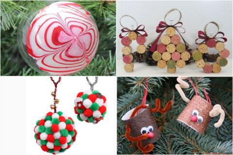 Уют в доме. Оригинальные новогодние украшения для вашего дома
