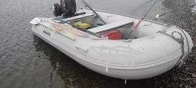 Продам ПВХ лодку HDX OXYGEN-370AL