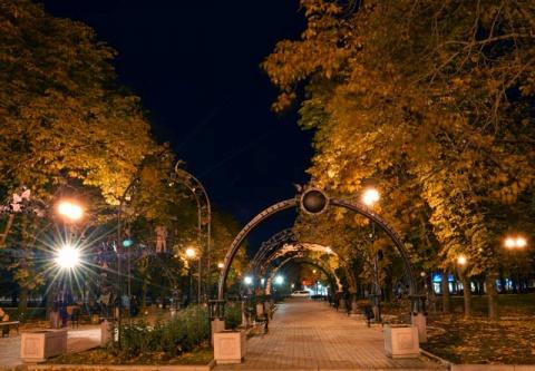 Донецк – октябрь и оборона