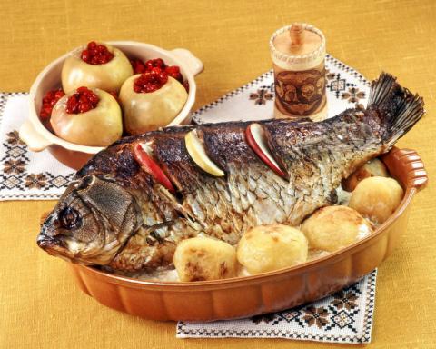 Что можно приготовить из рыбы? Заготовка черной смородины.