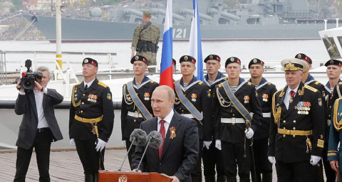 Крым – это только начало, анонсировали в Москве