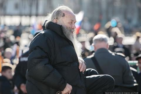 Патриотизм в России - чума 21 века