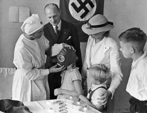 Секретная нацистская программа по созданию чистой расы