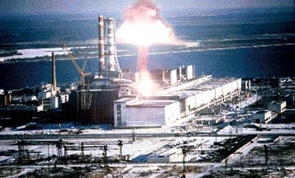Чернобыль: история внеземных ликвидаторов