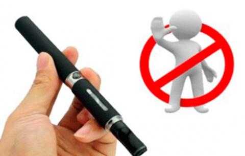 Электронные сигареты нелегал…