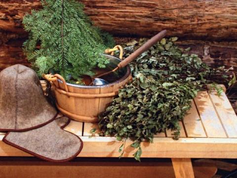 Чем полезна для здоровья человека русская баня