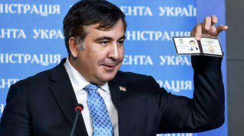 Саакашвили: «После Брюсселя …