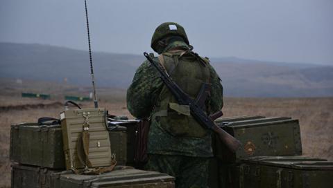 Спецслужбы ЛНР обнаружили разведподразделения НАТО у границы с Россией