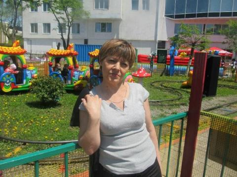 Лидия Парнякова (Горевая)