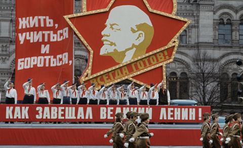 СССР был дьявольским государ…