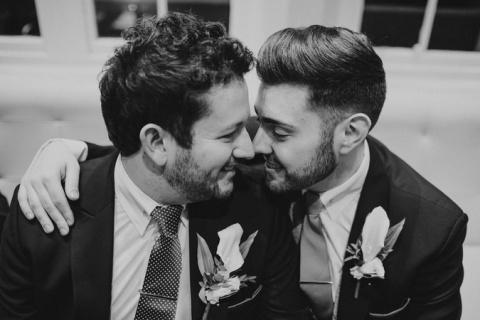 Законы о гей-браках - это законы фашистской Германии?