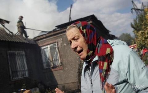 ОБСЕ: Количество погибших на Донбассе среди мирного населения за год увеличилось на 120 процентов