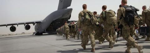 У Путина потребовали от США убираться из Афганистана