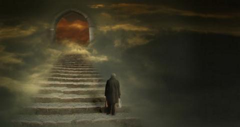 Мудрая притча о прощении. «Умирает женщина…»