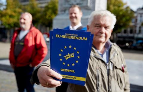 Референдум вГолландии закончился— поданным экзитполов 64% сказали «нет»