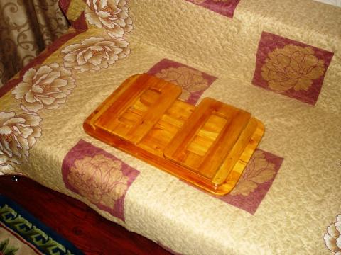 Складной столик для ноутбука!!