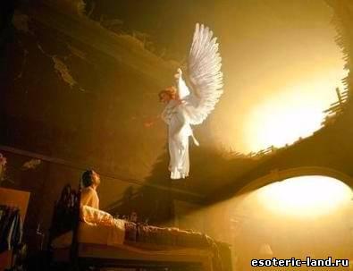Притча об ангеле, который ис…