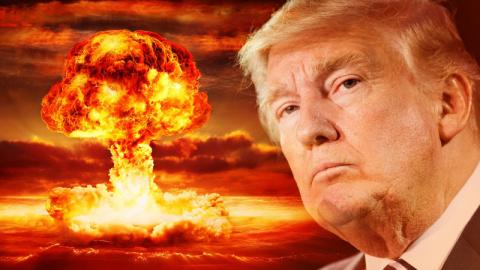 Трамп играет в «ядерный футб…