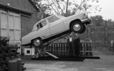 Типичный гидравлический авто…